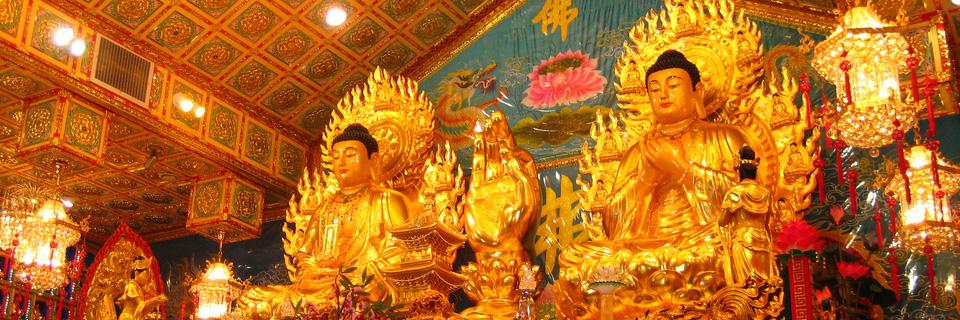 Header Image - Ksitigarbha Temple